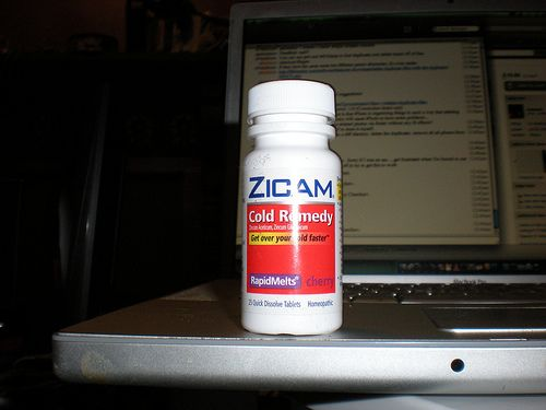 Do Zicam Cold Sore Gel Swabs Show Good Results Http