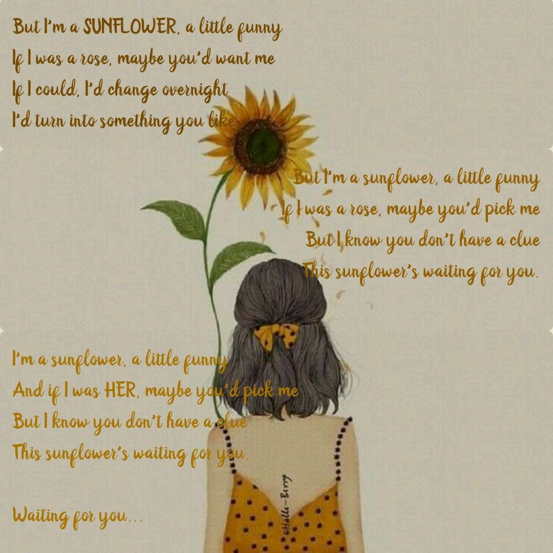 Sierra Burgess I'd a loser - Sunflower 🌻💛 Background pic ...
