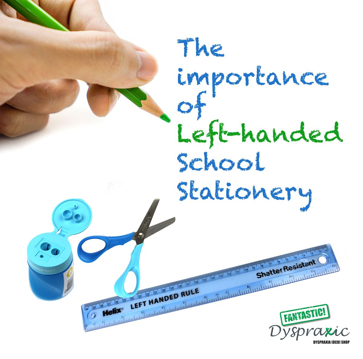 The Importance Of Providing Left Handed Stationery For