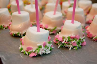Roberta Giovaneli: marshmallow para cortar