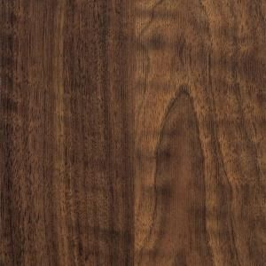 Trafficmaster Spanish Bay Walnut 10 Mm Thick X 7 9 16 In Wide X 50 5 8 In Length Laminate Flooring 21 30 Walnut Laminate Flooring Laminate Flooring Flooring
