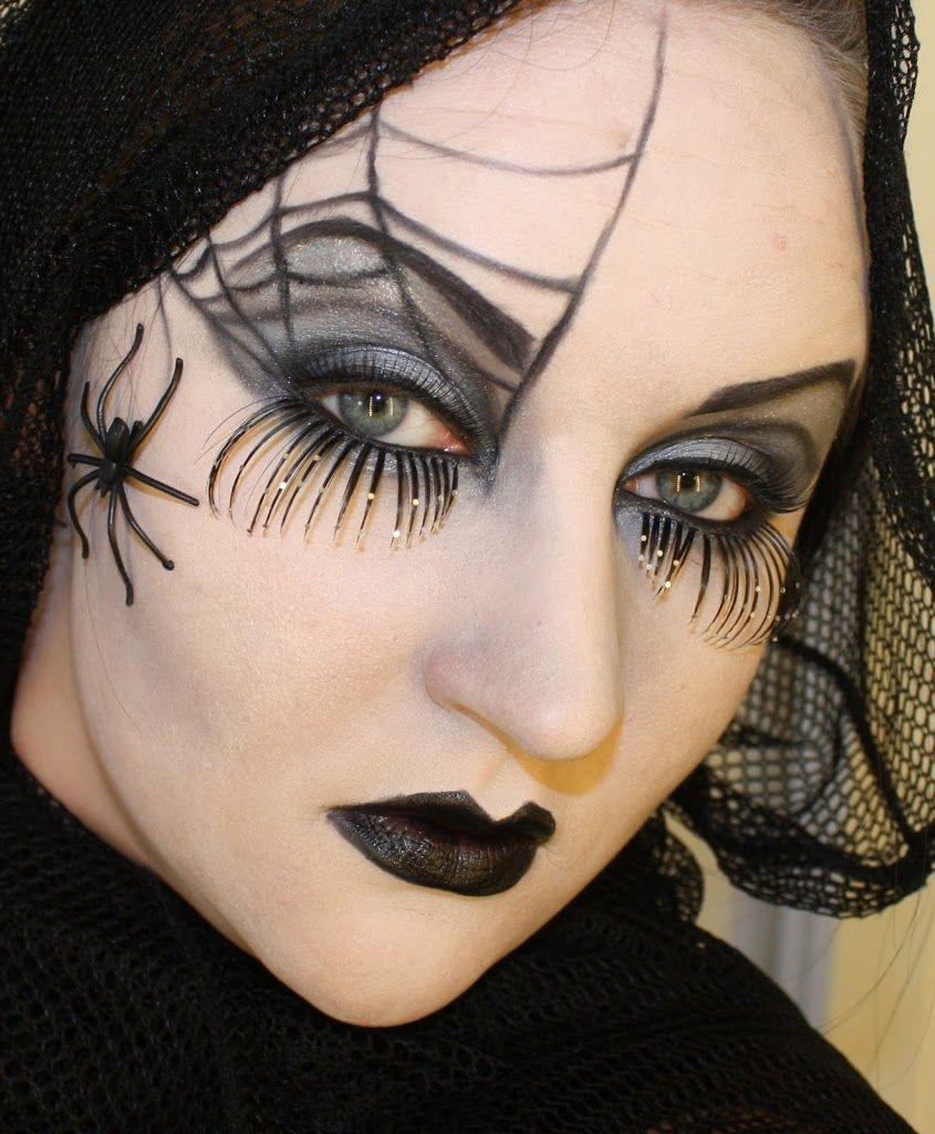 Teema Halloween Black Widow Glitz Amp Glam Cool