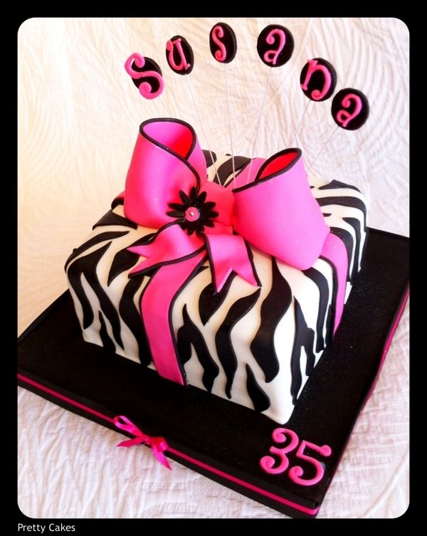 Decoration Anniversaire Zebre : Decoration gateau zebre
