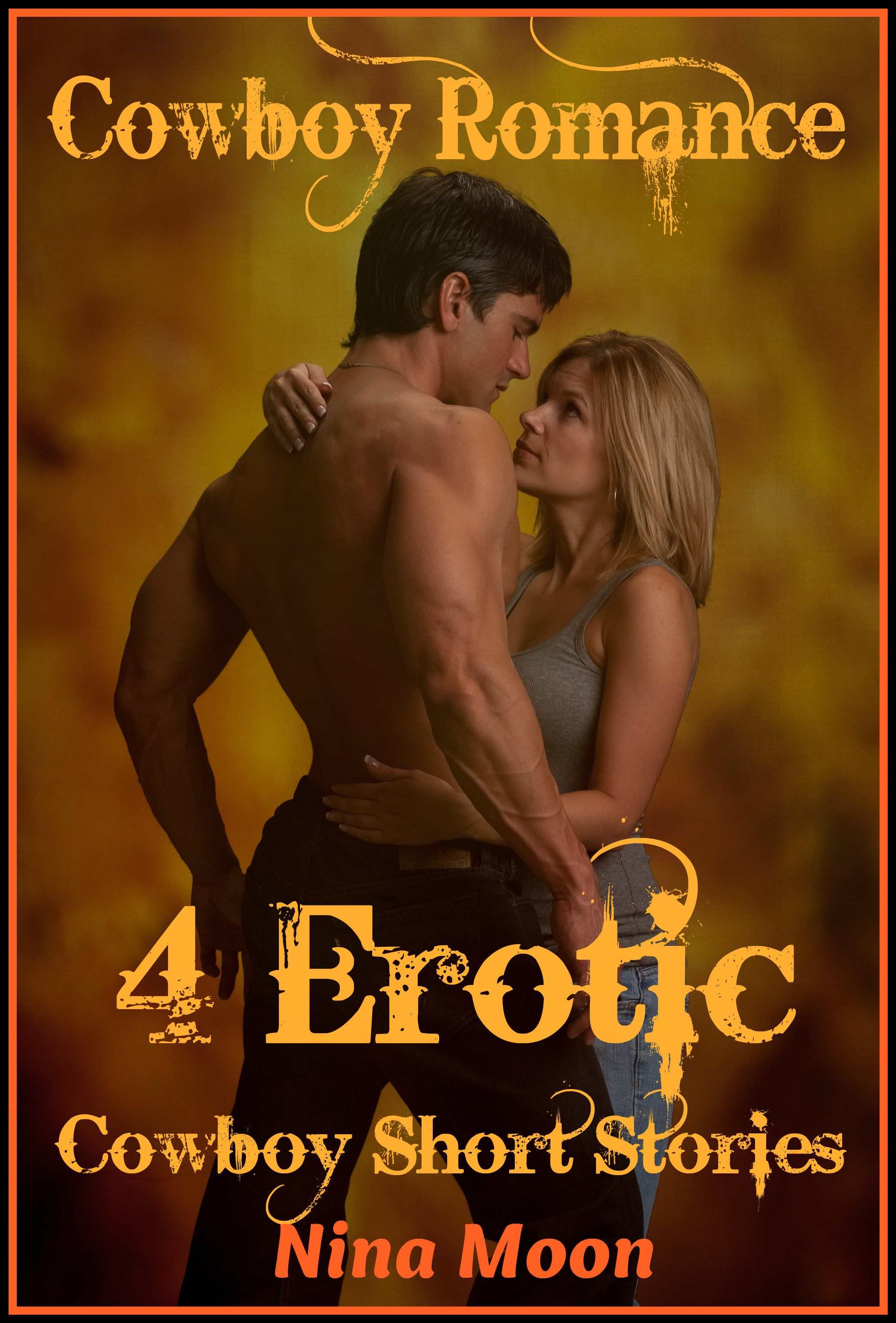 Cowboy Romance 4 Erotic Cowboy Short Stories Fantasize -8918