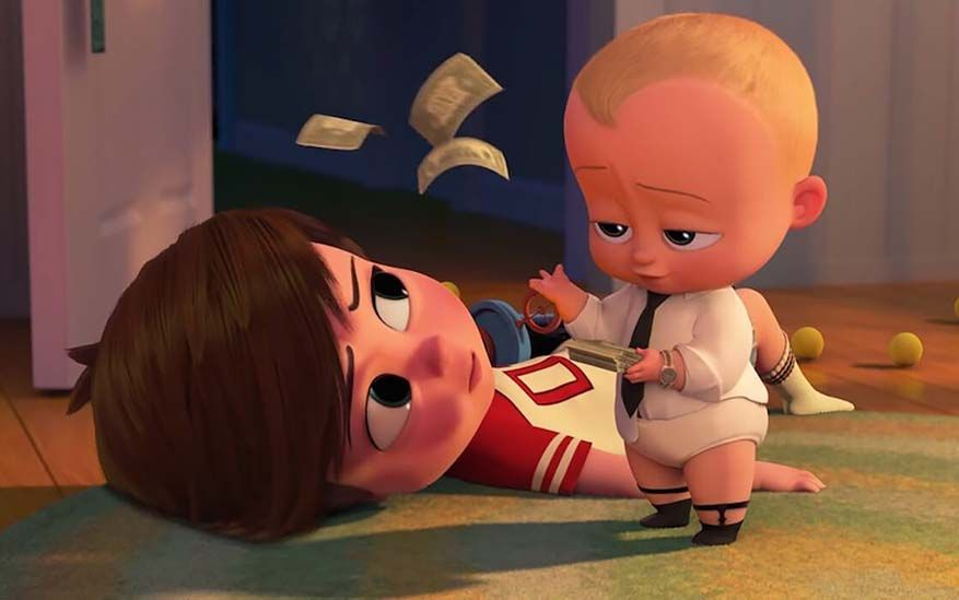 3 Verdades Sobre La Familia Que La Película The Boss Baby Me Recordó Bebé Jefazo Jefe En Pañales Pelicula Un Jefe En Pañales