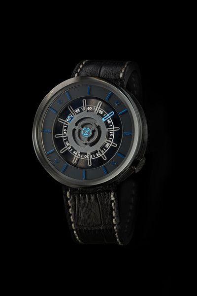 Zelos Cosmos PVD Blue ($649)