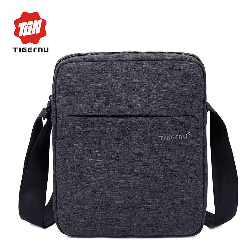 2017 Spring Design Tigernu Brand Men Messenger Bag High Quality ...