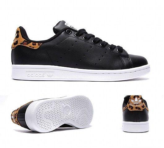 Womens Stan Smith Trainer. Womens Stan Smith Trainer Leopard Print Adidas  ... 68dbd8353