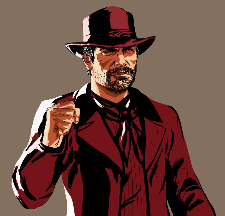 Red Dead Redemption Ii Arthur Morgan Sketch Red Dead Redemption Ii Red Dead Redemption Art Red Redemption 2