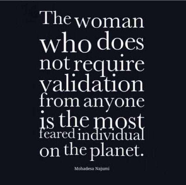 Validating womens feelings