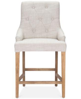 Tremendous Garber Counter Chair Quick Ship Tan Beige Products Uwap Interior Chair Design Uwaporg