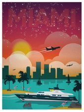 7 gorgeous travel posters to inspire youGorgeous