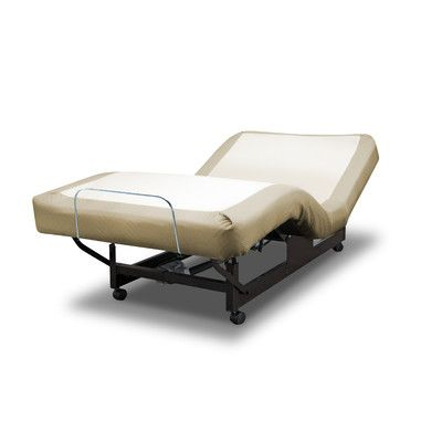 Outstanding Med Lift Economy Series Adjustable Bed Base Products Frankydiablos Diy Chair Ideas Frankydiabloscom