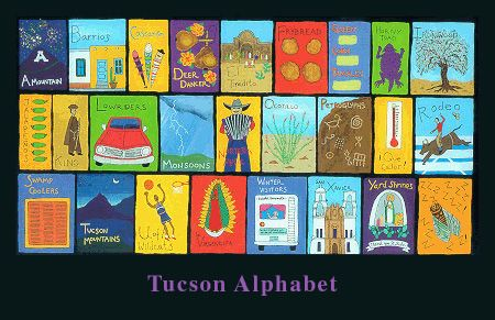 Tucson alphabet saw this in a framing store and should have bought tucson alphabet saw this in a framing store and should have bought it solutioingenieria Gallery