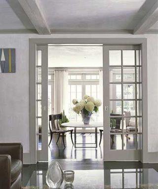 20 Ways To Get More Natural Light To Dark Rooms Doors Interior Door Design Interior Glass Doors Interior
