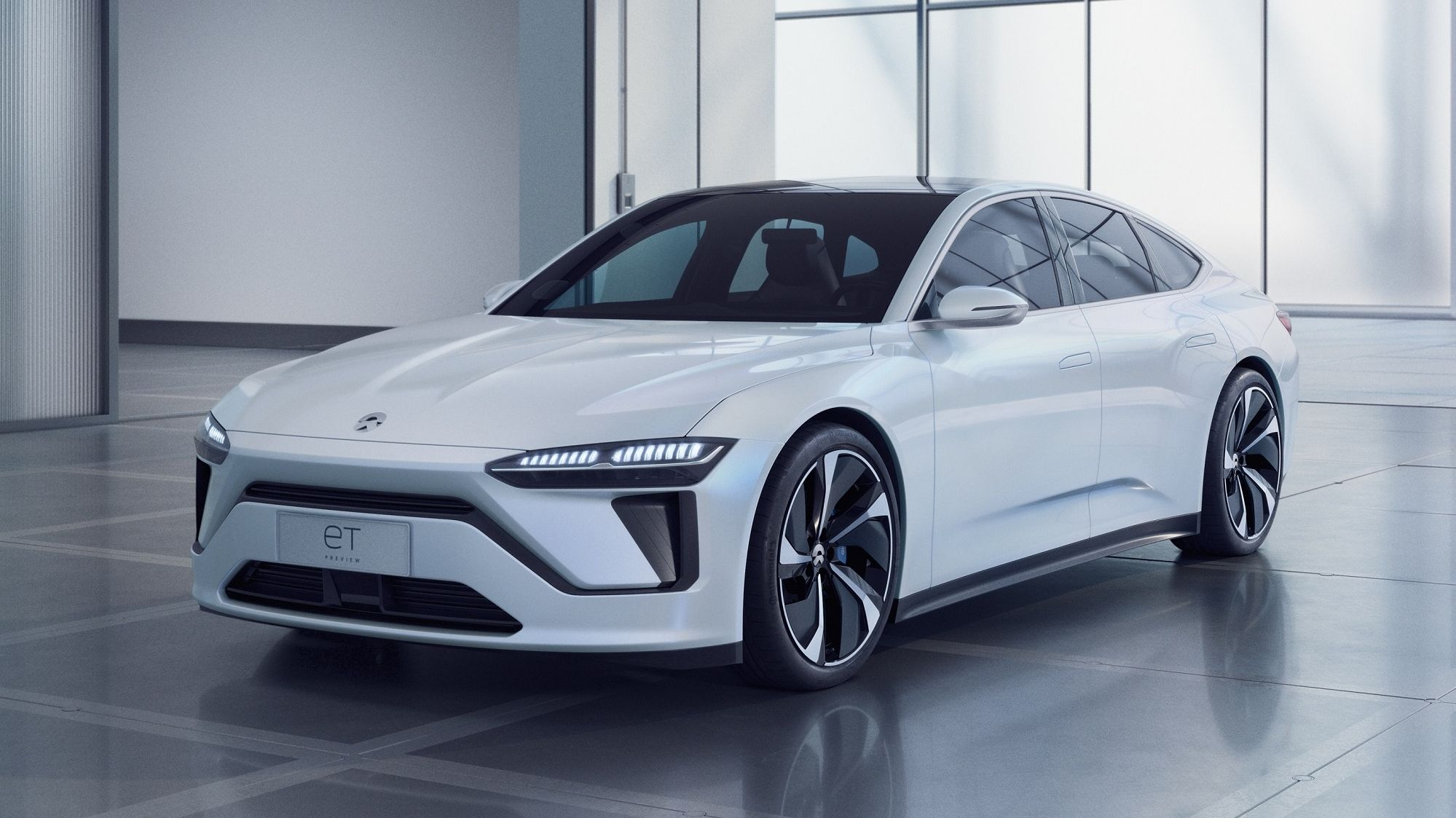 Stunning Nio Et Preview Concept Would Be A Win For The U S Top Speed Electric Cars Solar Powered Cars Car
