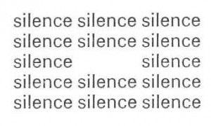 17 silencios