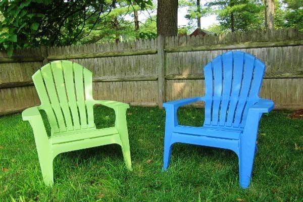 Plastic Adirondack Chairs Home Decor