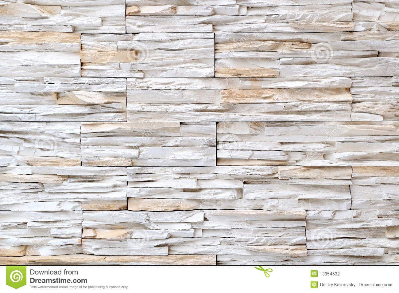 Texturas en paredes rusticas textura blanca de la pared - Revestimiento de ladrillo ...