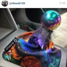 They Also Offer A Neochrome Shiftknob Not Sure If Is The