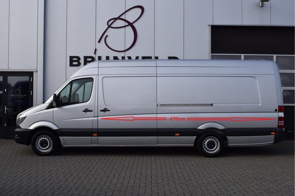 Mercedes Benz Sprinter 316 Cdi 163pk L4h2 Xxl 2x Schuifdeur Extra