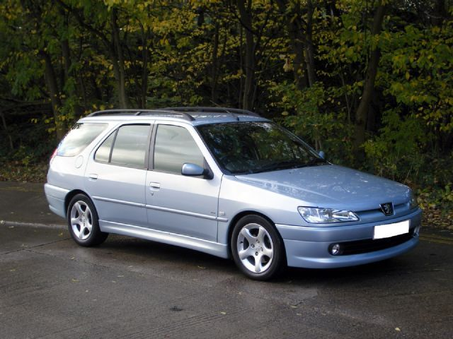 peugeot 307 sw estate - wagon - station car - kombi. looking for
