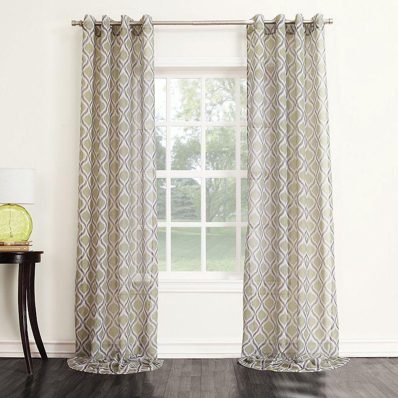Sonoma Goods For Lifea Concorde Curtain Met Afbeeldingen