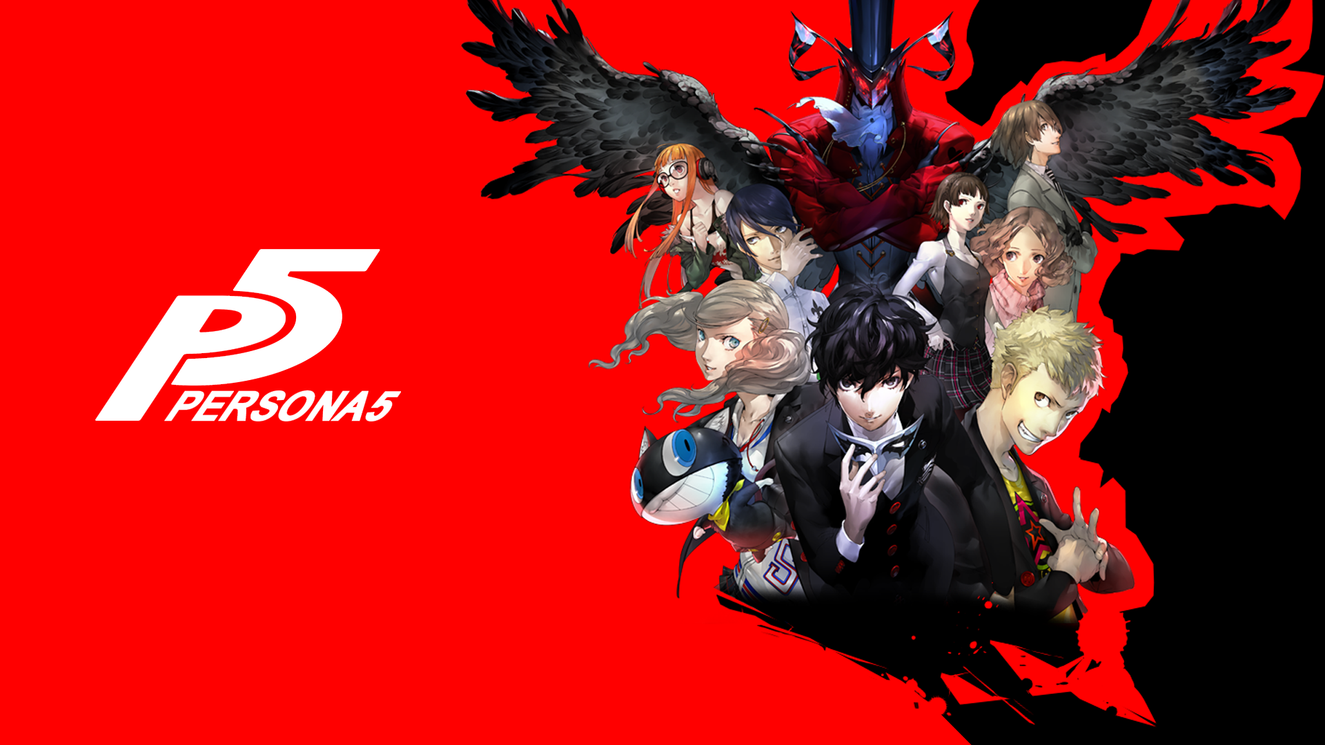 Do you use a gaming related desktop wallpaper? What is it? - NeoGAF | Wallpapers | Persona 5 ...