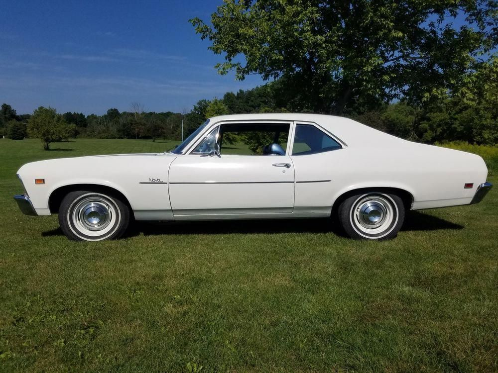 1969 Chevrolet Nova Chevrolet Nova Classic Cars Classic Chevy