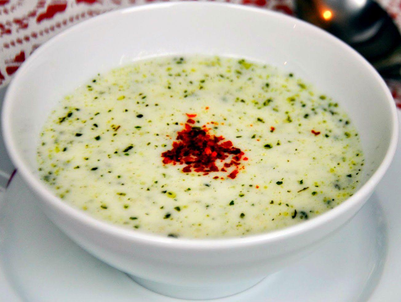 Muradiye Çorbası