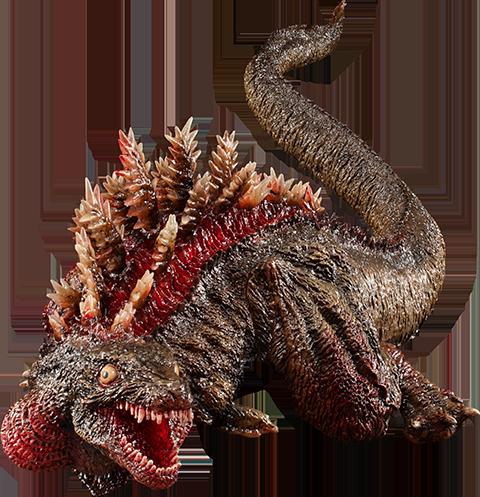 Art Spirits Godzilla Second Form 8 Inch Figure Godzilla Godzilla Toys Godzilla 2