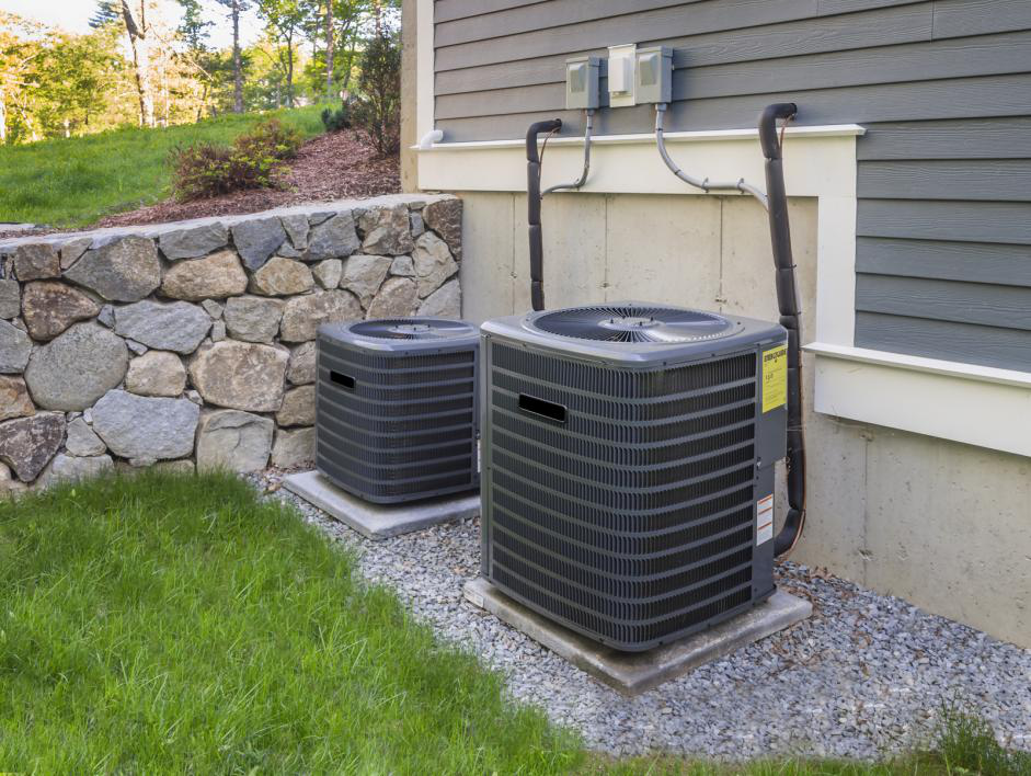 If there's a bad odor coming from your HVAC system, get