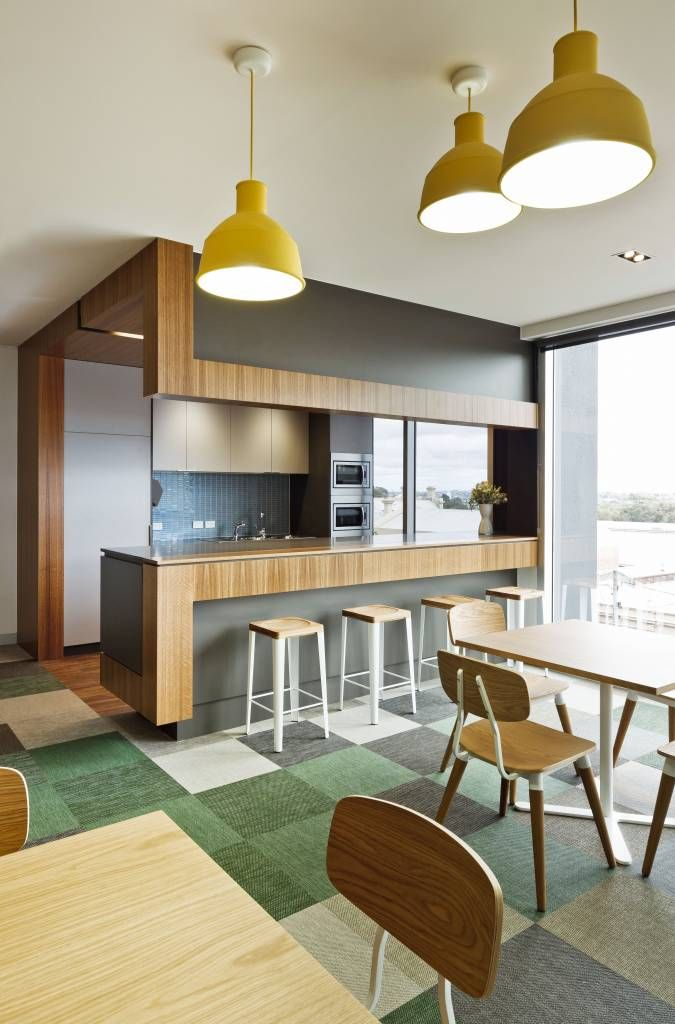 Office Break Room Design: 2013 Market Winner: State Government Of Victoria By