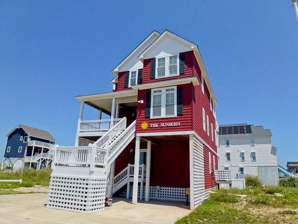 Sunburn R 49 Outer Banks Vacation Rentals Outer Banks Vacation Obx Vacation