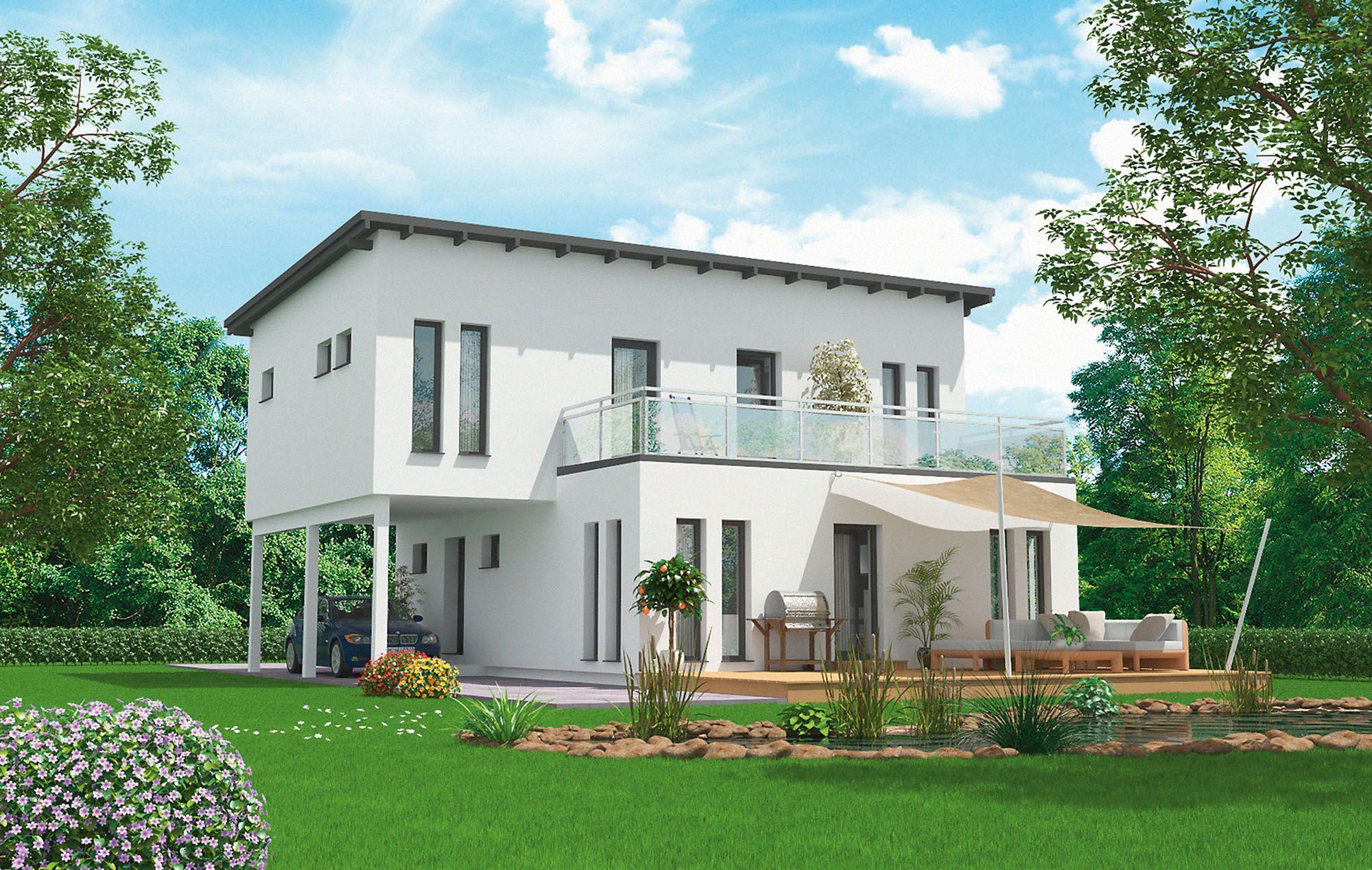 Fertighaus New Design II | VARIO-HAUS Fertigteilhäuser | Gibt dem ...