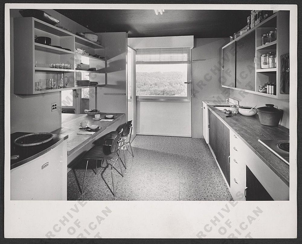 Modern Kitchens Of Syracuse Og Modern Kitchen Breuer Stillman House Ii Hermes Dr
