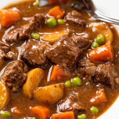 Baked Potato Soup - The Cozy Cook