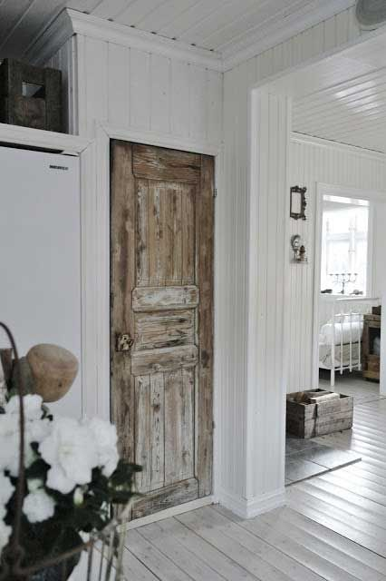 Superior I Would Love To Take The Vintage Interior Door For The Old Small Pantry And  Make It Look Like This.