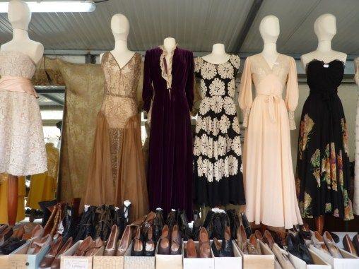 Vintage Clothing St Ouen 2 Vintage Outfits Vintage Fashion Flapper Dress