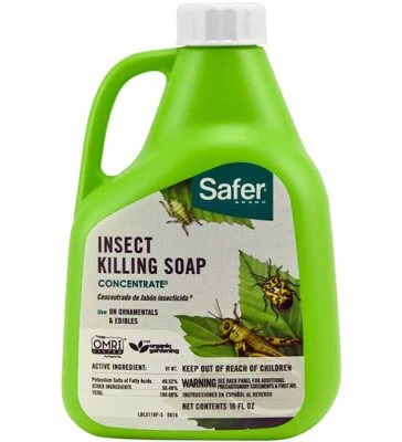 safersoap Plant pests, Insect pest, Active ingredient