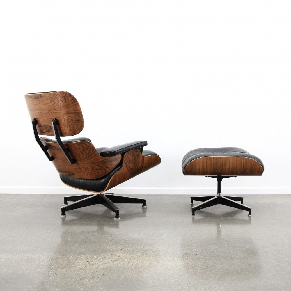 Incredible For Sale Eames Lounge Chair Ottoman By Herman Miller Uwap Interior Chair Design Uwaporg