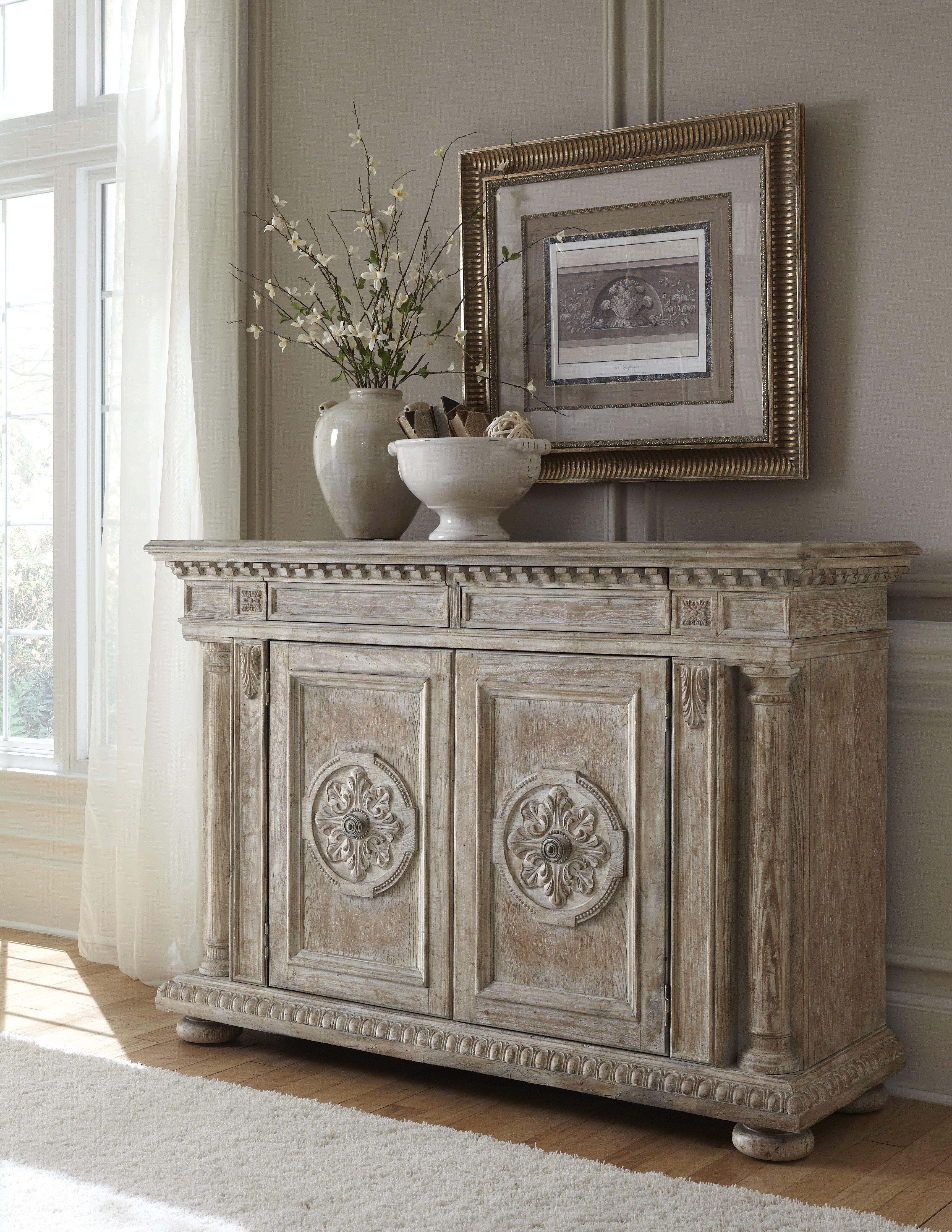 Accentrics Home Pulaski Furniture Console