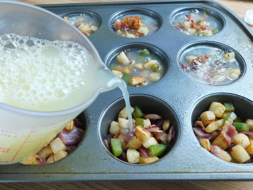 Egg White Breakfast Cups Recipe Egg White Breakfast Recipes Breakfast Cups