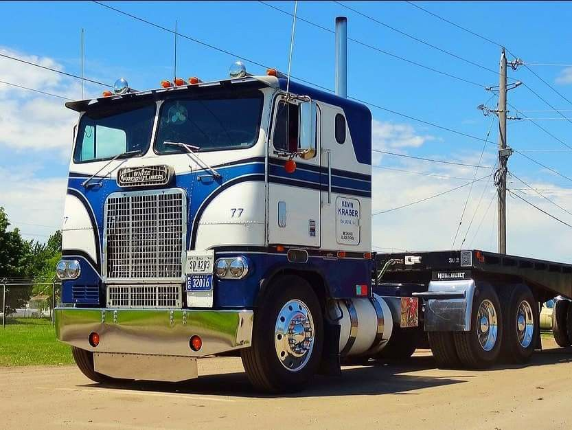 Pin by Max C on American Cabover Favorites in 2020