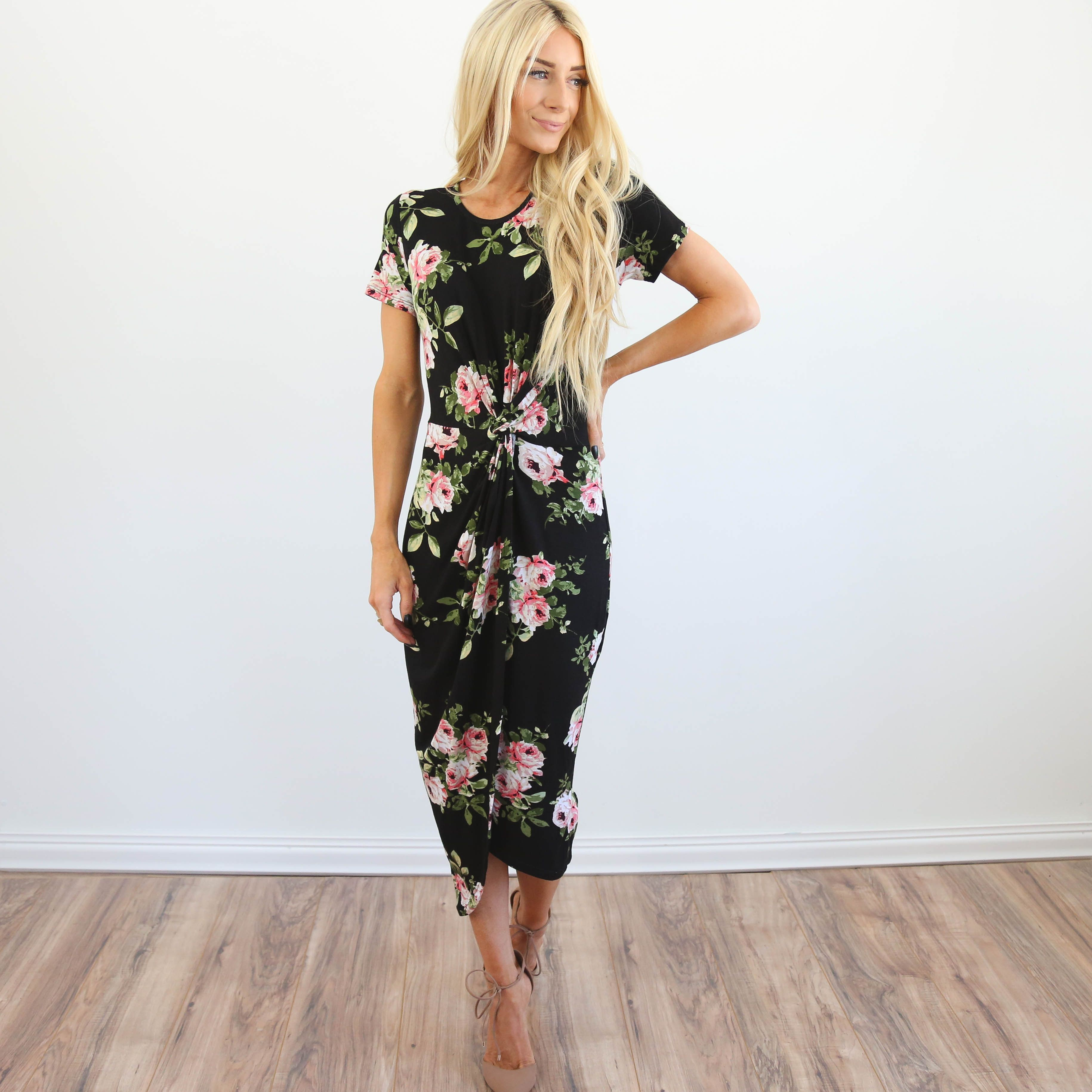 Alina flower dress flower dresses heather grey and products