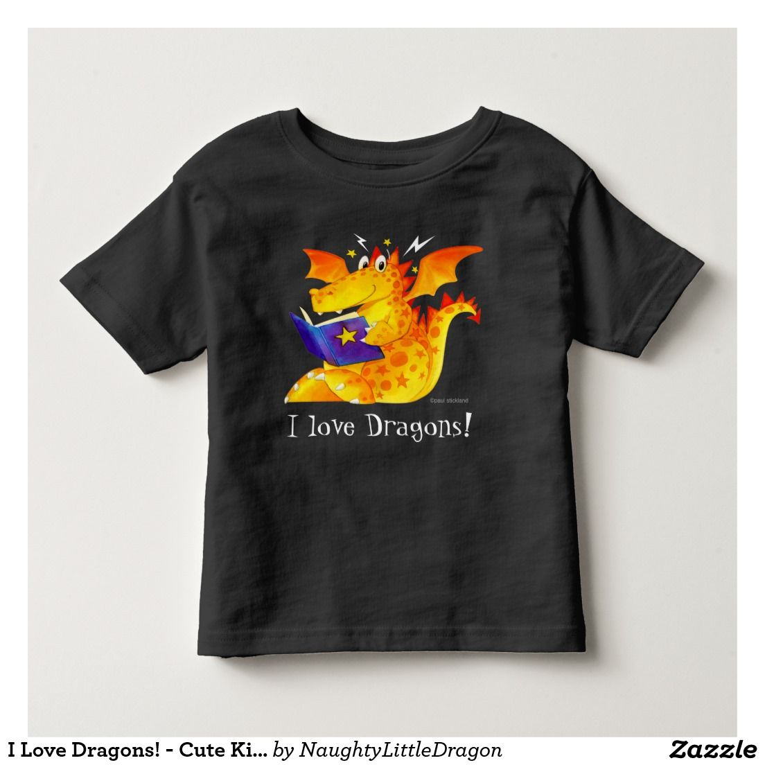 Design your own t shirt infant - Cute Naughty Little Dragon T Shirt For Kids Infants And Toddlers I Love Dragons