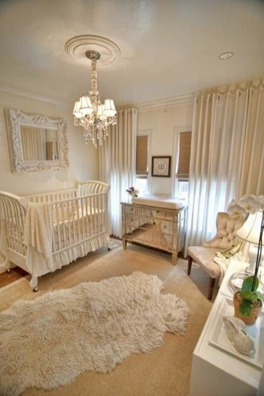 Baby Girl Nursery Room Ideas