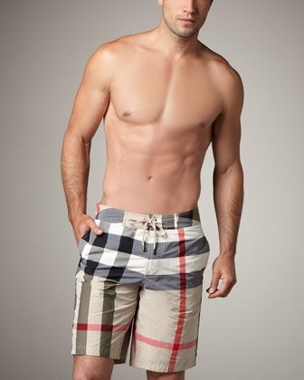 25866c0eaf Check Boardshorts New Classic | Swim | Mens designer swimwear, New ...