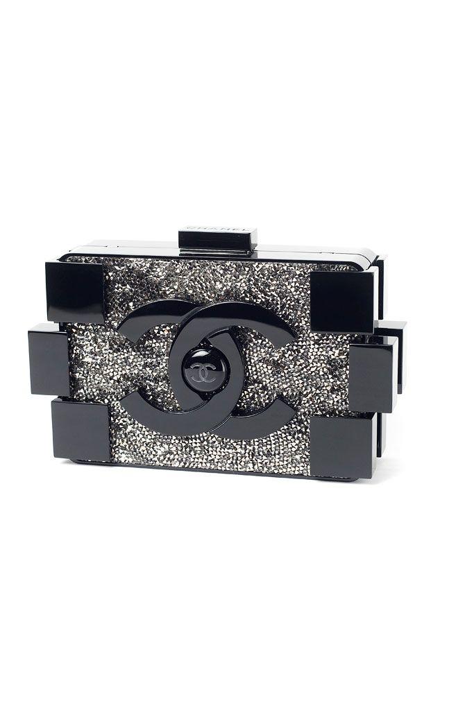 4de92b996a55 Style.com Accessories Index : fall 2013 : Chanel   Chanel Handbags ...