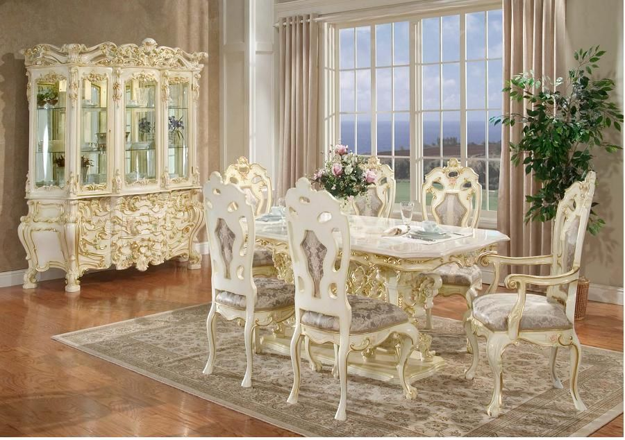 It S Gorgeous Dining Room Victorian, Victorian Style Dining Room Set